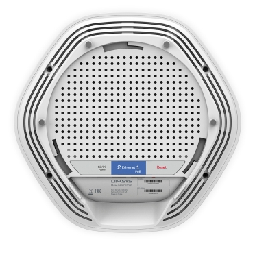 Linksys Business LAPAC2600C AC2600 Dual-Band Cloud AC Wave 2 Wireless Access Point
